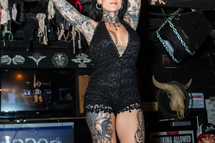 Dirty Dogg Saloon, Arizona Bike Week, ABW2018, Scottsdale, dive bar, Tattoo Tuesday