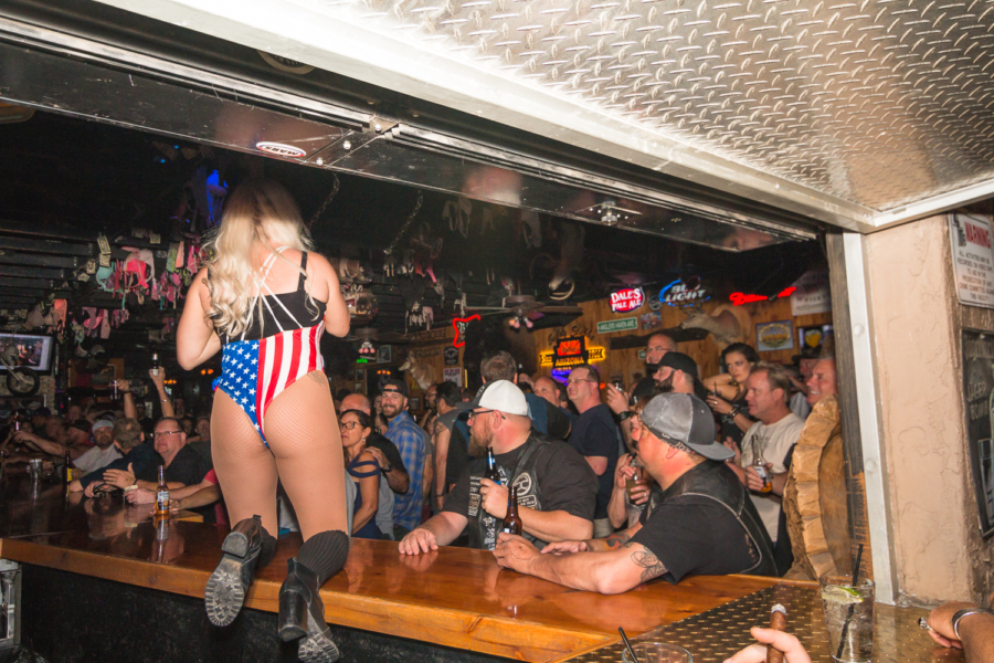 Dirty Dogg Saloon , Arizona Bike Week, Scottsdale , Wet n' Wild Wednesday, Flaunt Girls